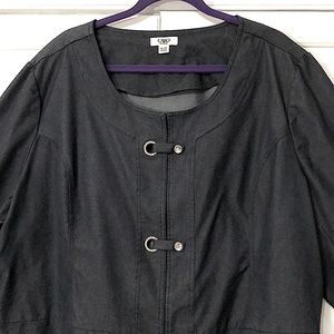 Cato Lightweight Denim Type Jacket